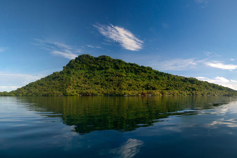 Truk Lagoon - Insel