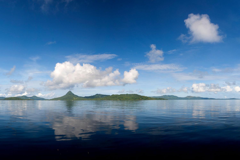 Truk Lagoon - Inseln